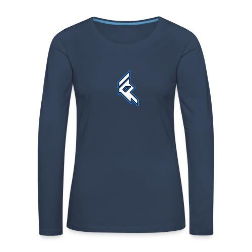 Viizzy Hoodie - Women's Premium Longsleeve Shirt