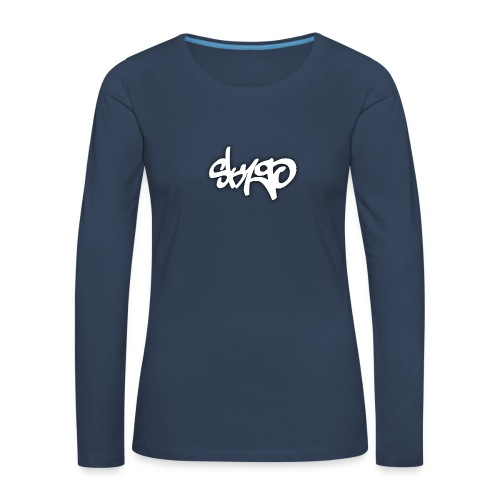 Skygo Men's T-Shirt - Women's Premium Longsleeve Shirt