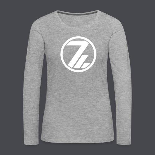 OutsiderZ Hoodie 3 - Frauen Premium Langarmshirt