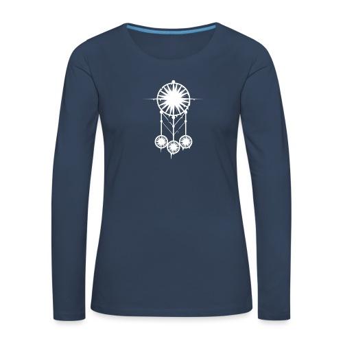 DREAM CATCHER - T-shirt manches longues Premium Femme