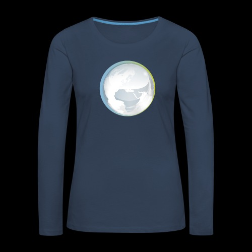 PTS logo new15 beeldmerkS png - Women's Premium Longsleeve Shirt