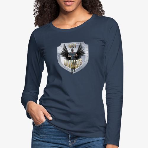 OutKasts PUBG Avatar - Women's Premium Longsleeve Shirt