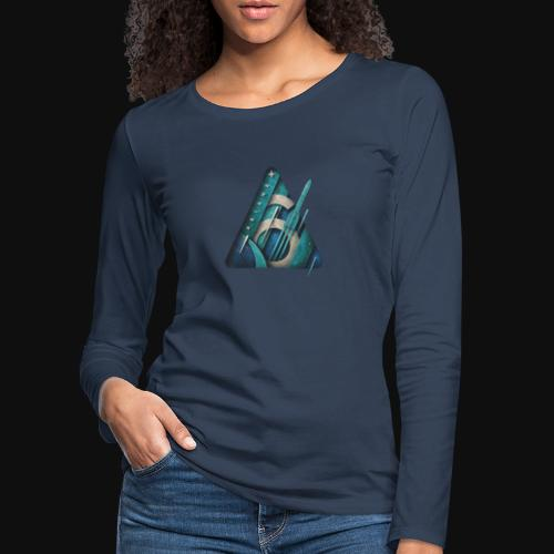 Ariane 6 - Out of the box By Fugstrator - Women's Premium Longsleeve Shirt