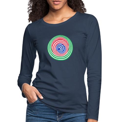 Tricky - Women's Premium Longsleeve Shirt