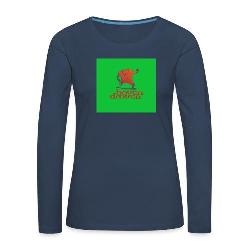 Slentbjenn Knapp - Women's Premium Longsleeve Shirt