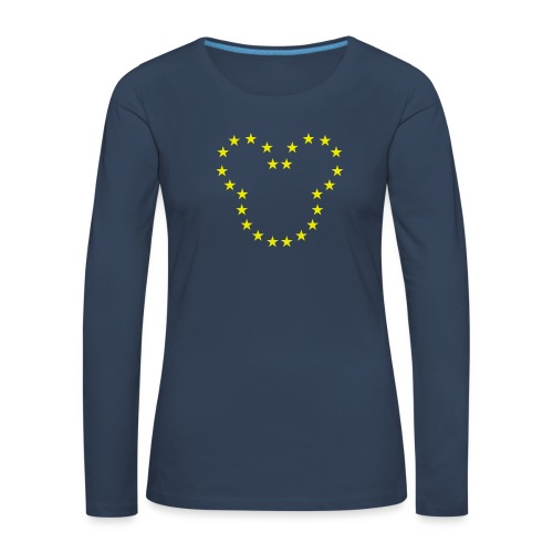 The European Kingdom™ - Women's Premium Longsleeve Shirt