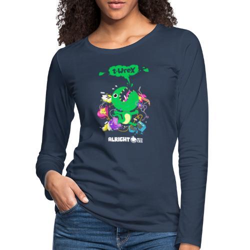 Twrex - Women's Premium Longsleeve Shirt