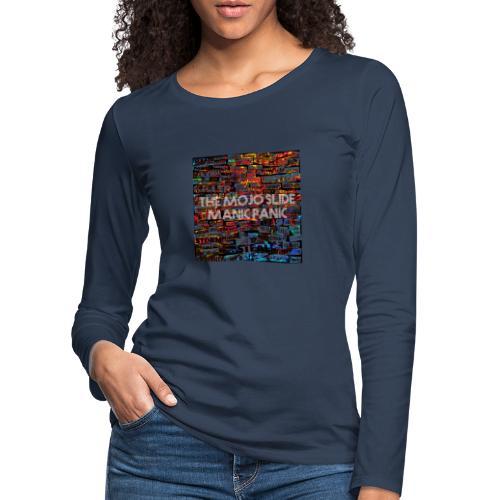 Manic Panic - Design 1 - Women's Premium Longsleeve Shirt