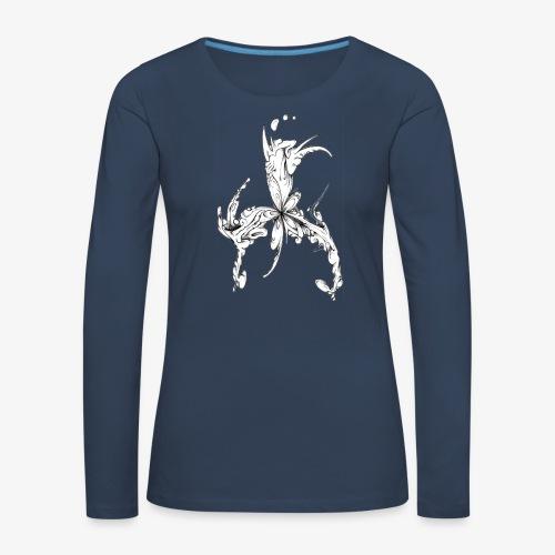 Trilogy - Women's Premium Longsleeve Shirt