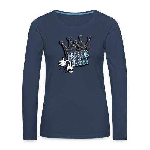 all hands on deck - Women's Premium Longsleeve Shirt