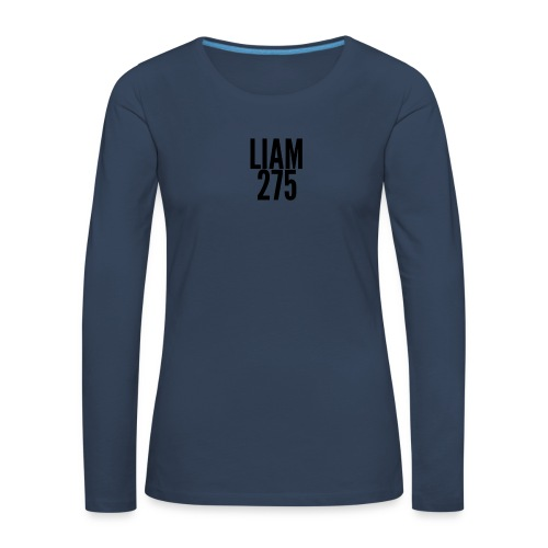 LIAM 275 - Women's Premium Longsleeve Shirt