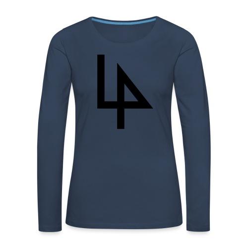 4 - Women's Premium Longsleeve Shirt
