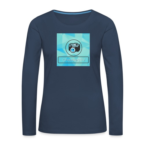 My Logo! - Frauen Premium Langarmshirt