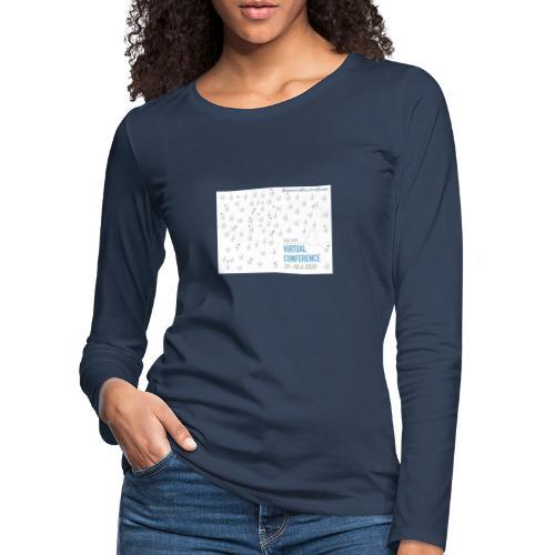 EEE2020 Virtual Conference - Women's Premium Longsleeve Shirt