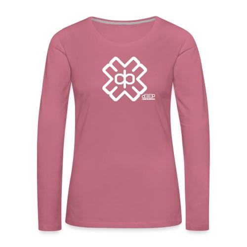 July D3EP Blue Tee - Women's Premium Longsleeve Shirt