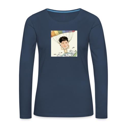 Wanderingoak629 - Women's Premium Longsleeve Shirt