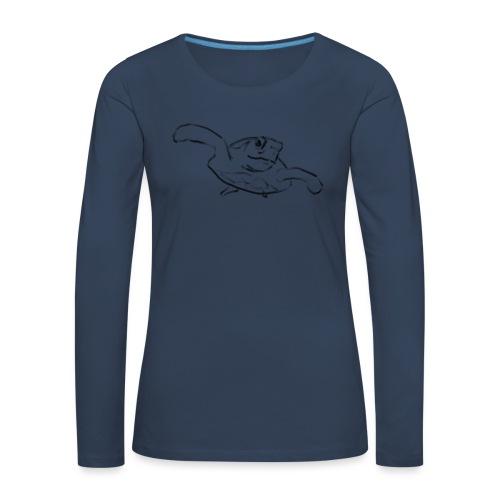 Turtle - Women's Premium Longsleeve Shirt