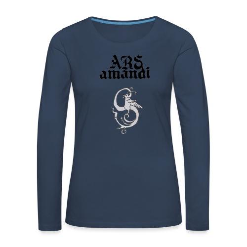 arsamandi1 - Camiseta de manga larga premium mujer