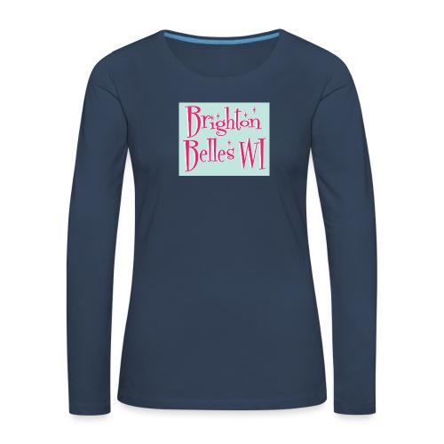BrightonBellesSquare - Women's Premium Longsleeve Shirt