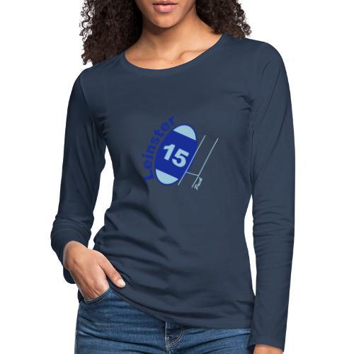 Leinster - T-shirt manches longues Premium Femme