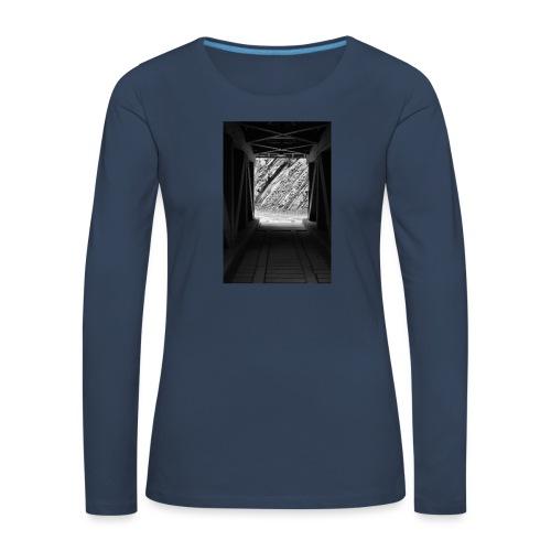 4.1.17 - Frauen Premium Langarmshirt