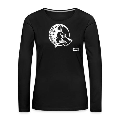 CORED Emblem - Women's Premium Longsleeve Shirt