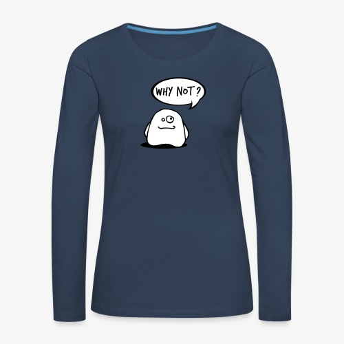 gosthy - Women's Premium Longsleeve Shirt
