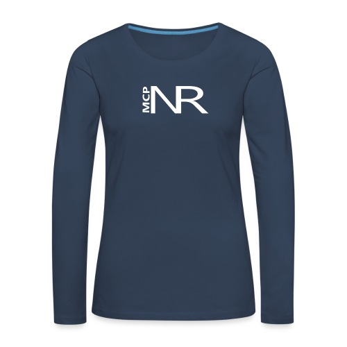 T-shirt MCPNR - T-shirt manches longues Premium Femme