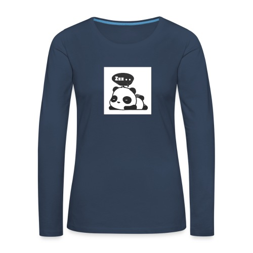 shinypandas - Women's Premium Longsleeve Shirt