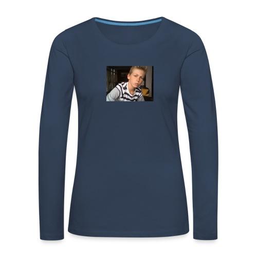 WIN_20161007_17_58_09_Pro - Vrouwen Premium shirt met lange mouwen
