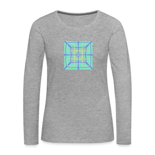 Hypotic - Naisten premium pitkähihainen t-paita