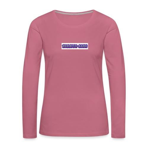 BURRITO GANG MALLISO - Naisten premium pitkähihainen t-paita