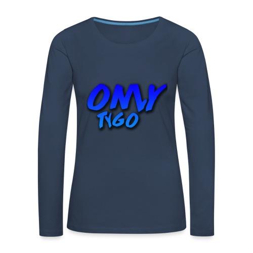 OnlyTygo - Vrouwen Premium shirt met lange mouwen