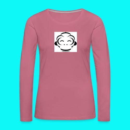 FullSizeRender_-1- - Dame premium T-shirt med lange ærmer