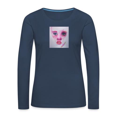 3-jpeg - Camiseta de manga larga premium mujer