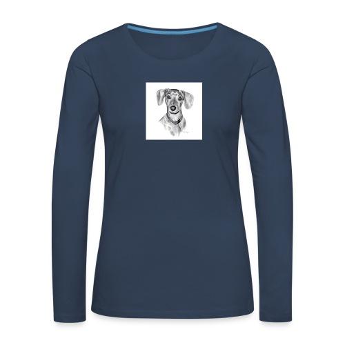razza pura - Maglietta Premium a manica lunga da donna