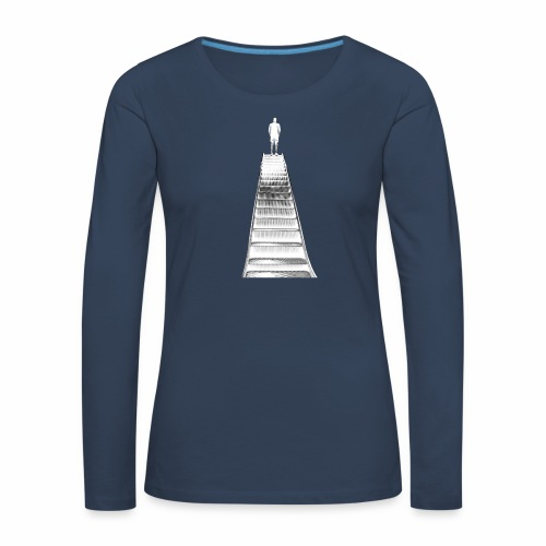 Stairway to Heaven - Women's Premium Longsleeve Shirt