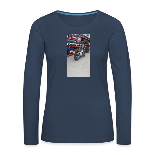 13528935_10208281459286757_3702525783891244117_n - Vrouwen Premium shirt met lange mouwen