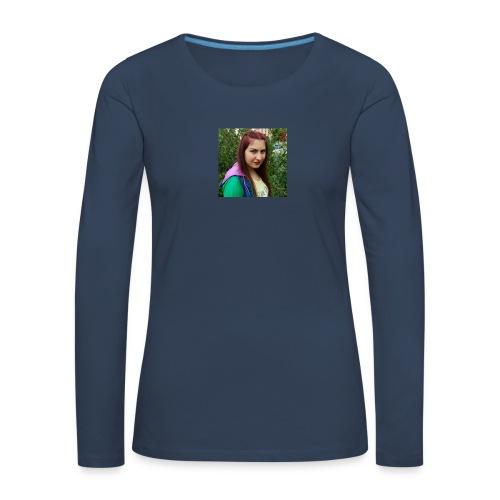 Ulku Seyma - Women's Premium Longsleeve Shirt