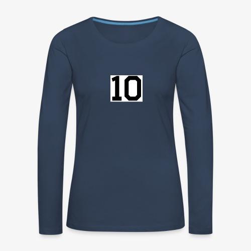8655007849225810518 1 - Women's Premium Longsleeve Shirt