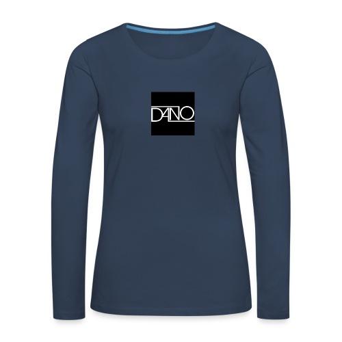 dano 2 - Vrouwen Premium shirt met lange mouwen