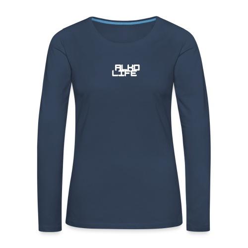Projektowanie nadruk koszulki 1547218658149 - Koszulka damska Premium z długim rękawem