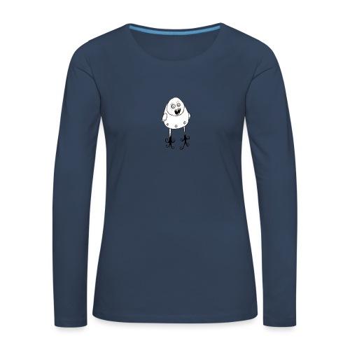 Spuddy - T-shirt manches longues Premium Femme