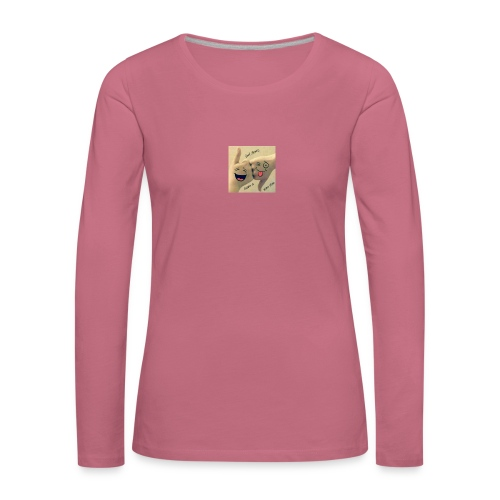 Friends 3 - Women's Premium Longsleeve Shirt