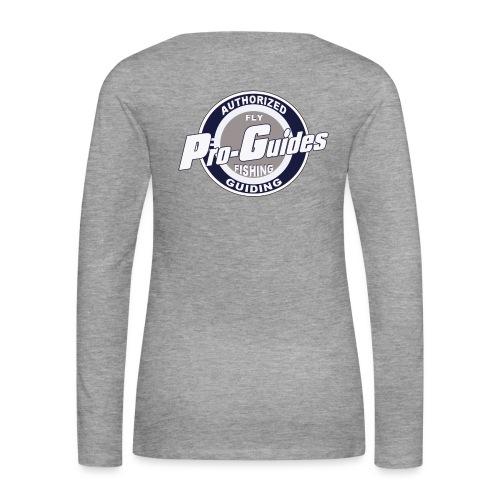 entwurf tshirt1 2 copy - Frauen Premium Langarmshirt