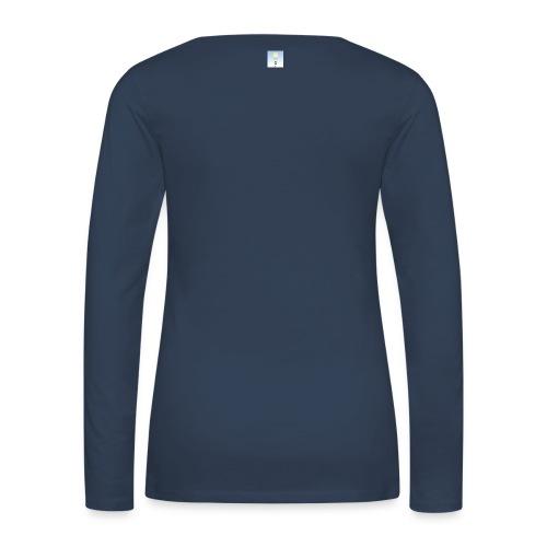 PM Tarot Spheres Verseau - T-shirt manches longues Premium Femme