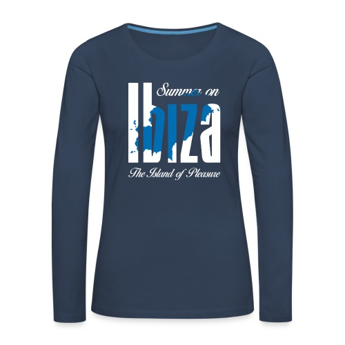 tmmibiza2017a - Women's Premium Longsleeve Shirt