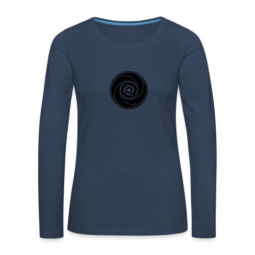 Uroboros Logo - Women's Premium Longsleeve Shirt