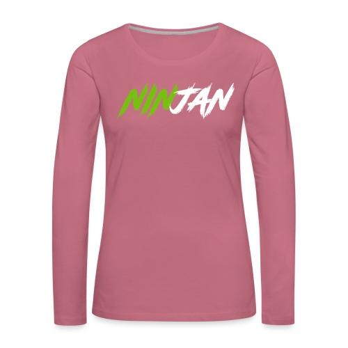 spate - Women's Premium Longsleeve Shirt