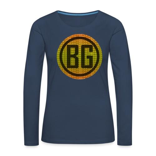 BeAsTz GAMING HOODIE - Women's Premium Longsleeve Shirt